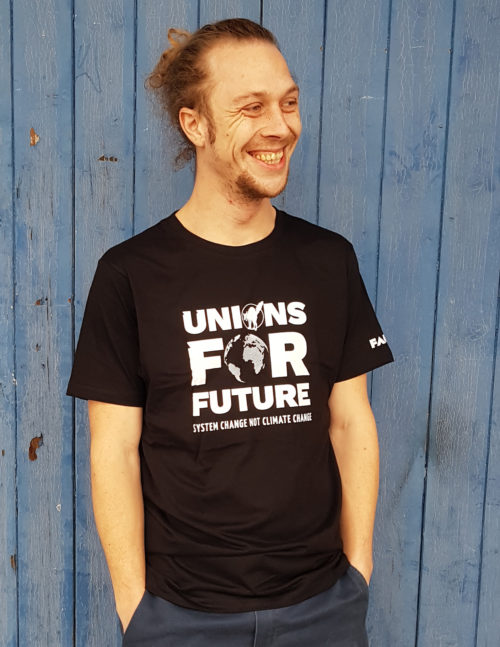 Unions For Future - System change Not climate change - FAU